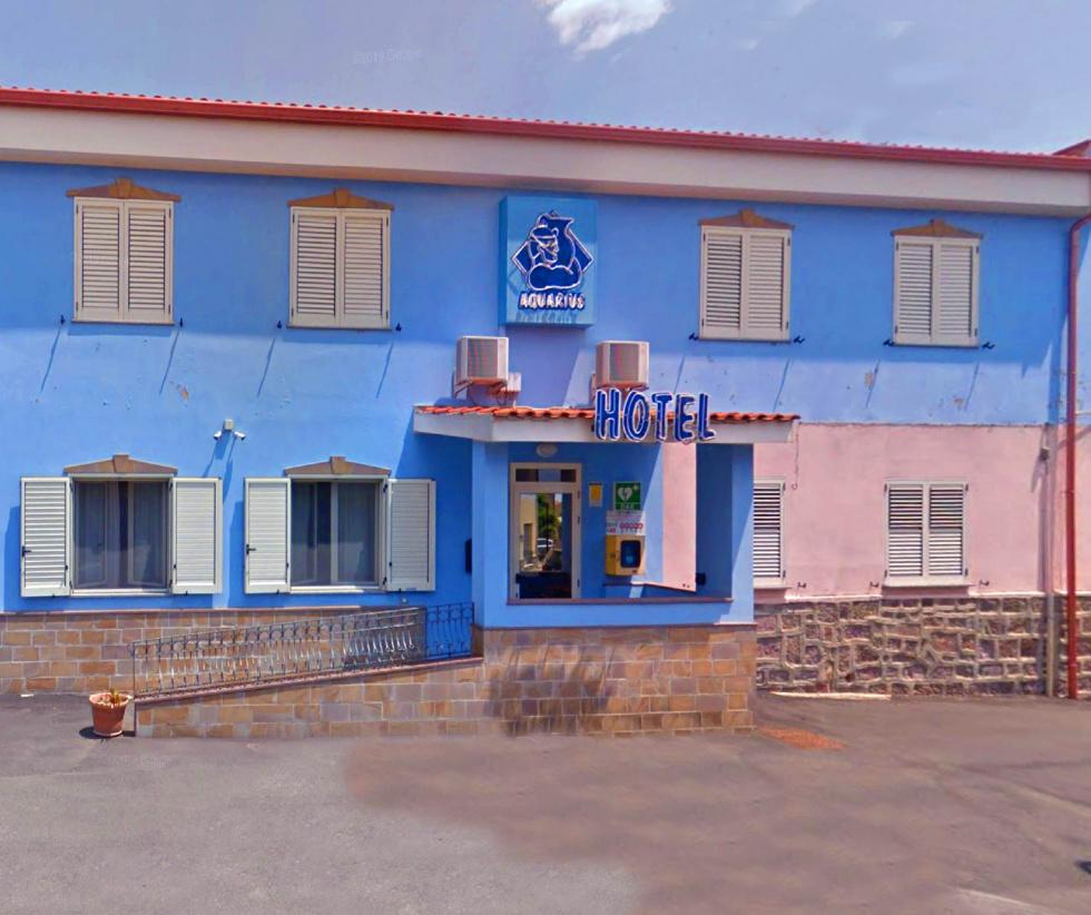 Hotel Aquarius Ristorante Pizzeria